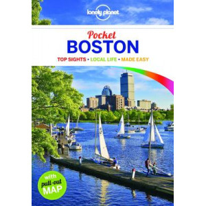 2015 Lonely Planet Pocket Boston