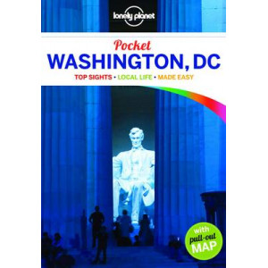 2015 Lonely Planet Pocket Washington, D.C.