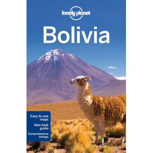 2013 Bolivia : Lonely Planet