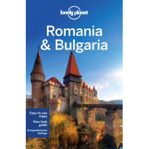 2013 Romania & Bulgaria : Lonely Planet Guide