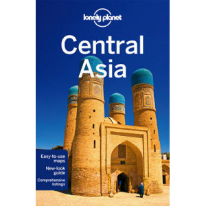 2014 Lonely Planet: Central Asia