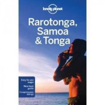 2013 Rarotonga Samoa & Tonga