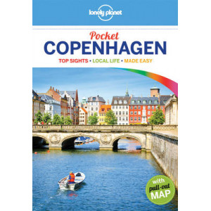 2015 Lonely Planet Pocket Copenhagen
