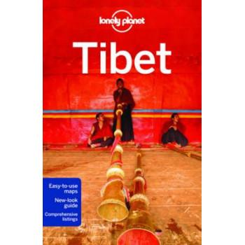 2015 Lonely Planet Tibet