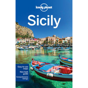 2014 Sicily Lonely Planet