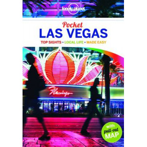 2015 Lonely Planet Pocket Las Vegas