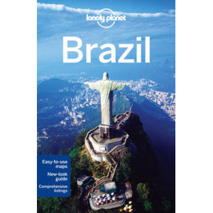 2014 Brazil Lonely Planet