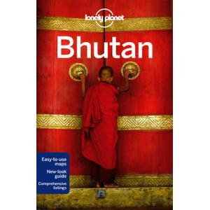 2014 Lonely Planet Bhutan
