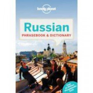 2012 Russian Phrasebook : Lonely Planet