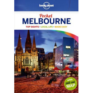 2015 Lonely Planet Pocket Melbourne