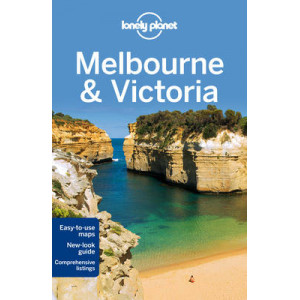 2014 Melbourne & Victoria Lonely Planet