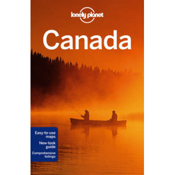 2014 Lonely Planet Canada