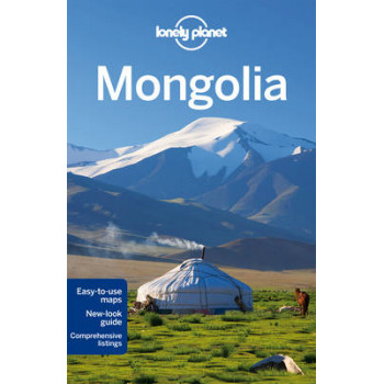 2014 Mongolia Lonely Planet 7Ed