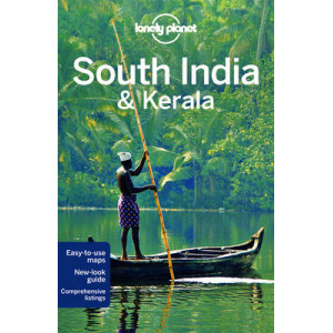 2014 South India & Kerala Lonely Planet