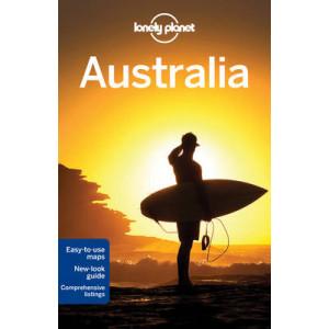 2014 Australia Lonely Planet