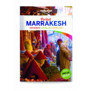 2015 Pocket Marrakesh: Lonely Planet