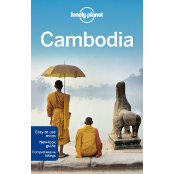 2014 Lonely Planet Cambodia