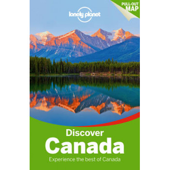 2014 Discover Canada Lonely Planet