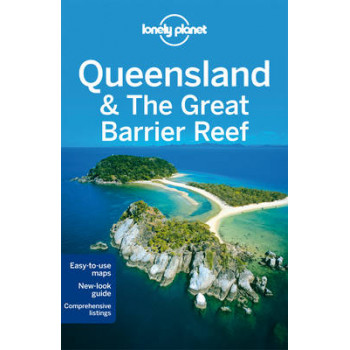 2014 Lonely Planet Queensland & the Great Barrier Reef