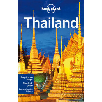 2014 Lonely Planet Thailand