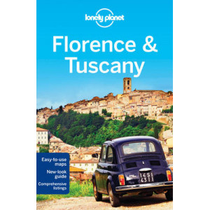 2014 Florence & Tuscany Lonely Planet