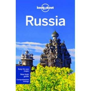 2015 Lonely Planet Russia
