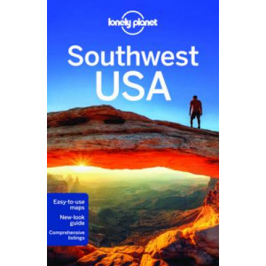2015 Lonely Planet Southwest USA