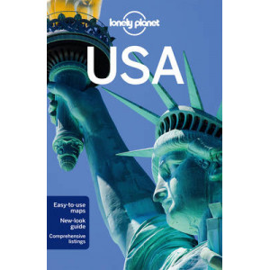 2014 USA Lonely Planet