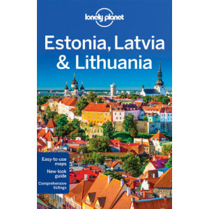 Lonely Planet Estonia, Latvia & Lithuania 7