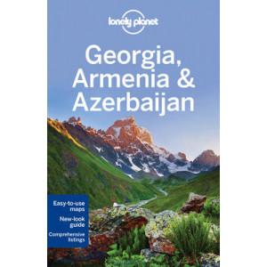 Lonely Planet Georgia, Armenia & Azerbaijan 5