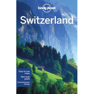 2015 Lonely Planet Switzerland