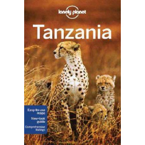 Lonely Planet Tanzania 2015