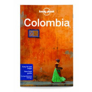 2015 Colombia: Lonely Planet