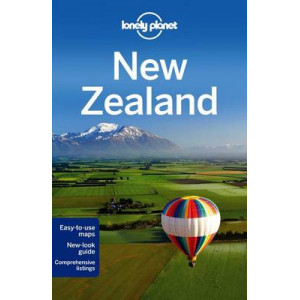 2015 New Zealand Lonely Planet