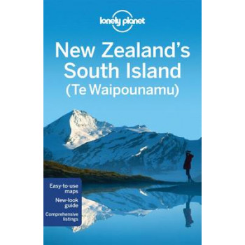 2014 Lonely Planet New Zealand's South Island
