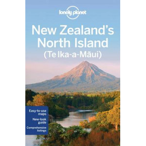 2014 Lonely Planet New Zealand's North Island