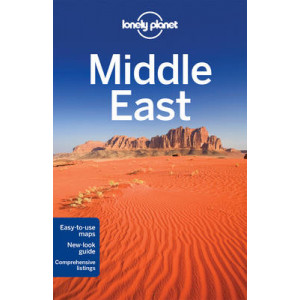 2015 Middle East: Lonely Planet