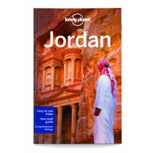 2015 Lonely Planet Jordan