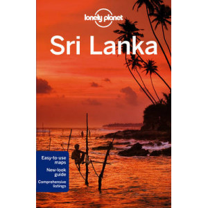 2015 Lonely Planet Sri Lanka