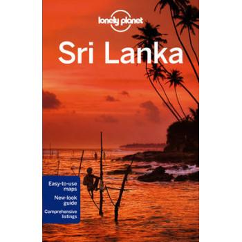2015 Lonely Planet Sri Lanka