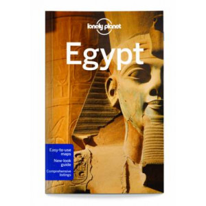 2015 Lonely Planet Egypt