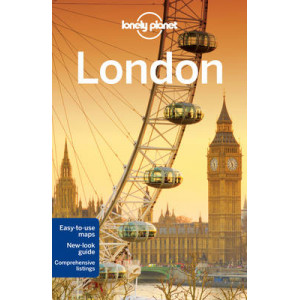 2014 Lonely Planet London