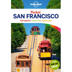 2014 Lonely Planet Pocket San Francisco