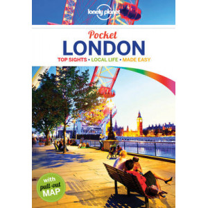 2014 Lonely Planet Pocket London