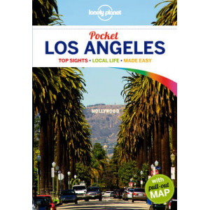 2015 Lonely Planet Pocket Los Angeles