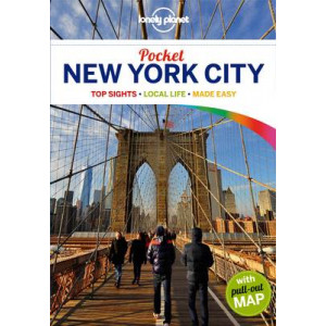 2015 Lonely Planet Pocket New York City