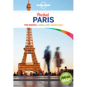 2015 Lonely Planet Pocket Paris