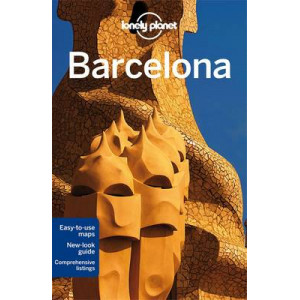 2015 Lonely Planet Barcelona