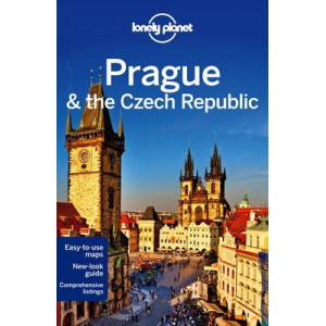 2015 Lonely Planet Prague & the Czech Republic