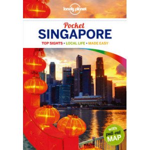 2015 Lonely Planet Pocket Singapore